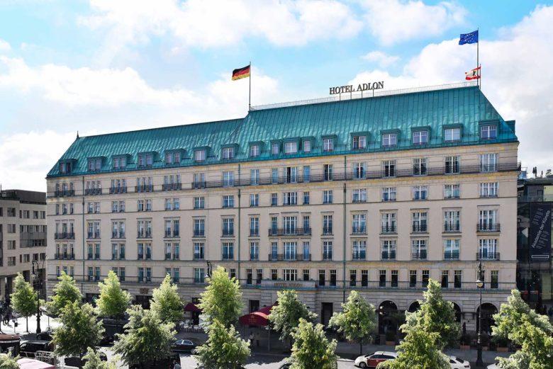 hotel-adlon-min-780x521 Restaurante em Berlim com vista: Quarré, no famoso Adlon Kempinski