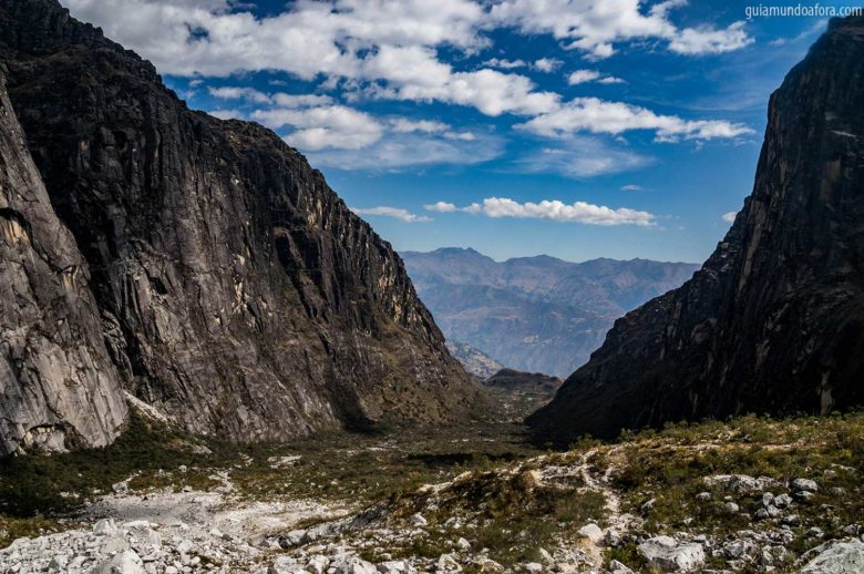 huandoy-post-10-vista-da-descida-min-780x518 Trilha no Parque Huascarán: Lago Churup e Churupita