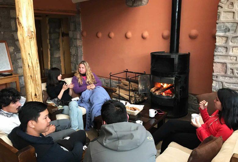 lanche-da-tarde-1-780x529 Trilha Ausangate e Vinicunca (dia 1): aclimatação no Peru