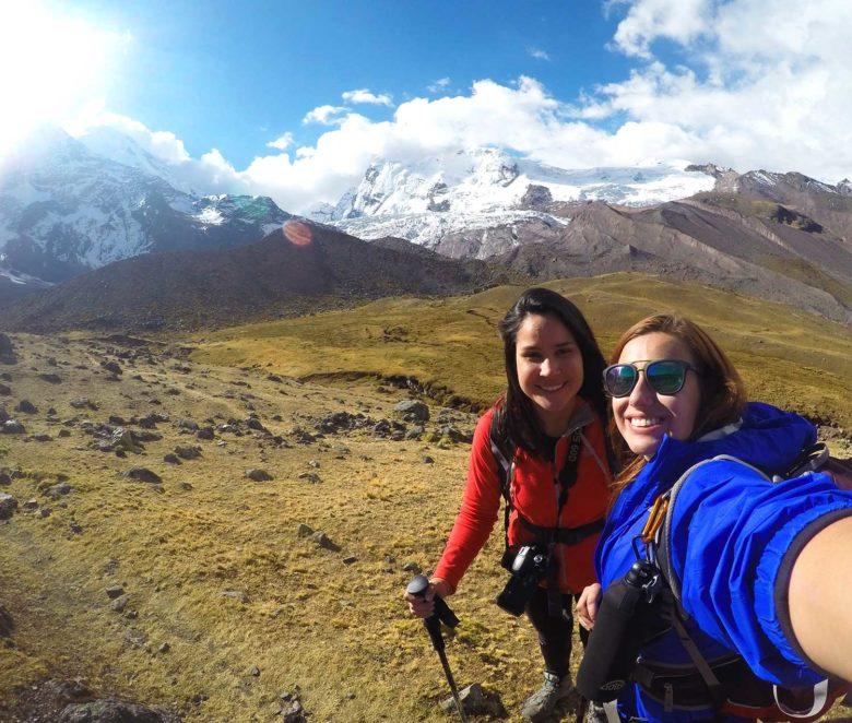 trilha-inicio-780x662 Trilha Ausangate e Vinicunca (dia 2): o lodge mais alto do mundo