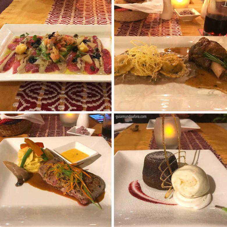 comidas-sumaq-min-780x779 Hotel em Águas Calientes: o luxuoso SUMAQ