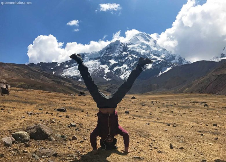 problemas de altitude no Peru