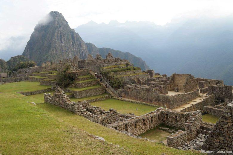 bate e volta para Machu Picchu no Peru