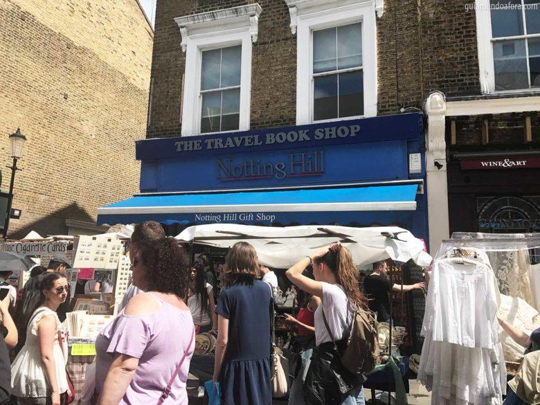 nothin-hill-livraria-min-780x585 3 feirinhas em Londres para comer comida de rua