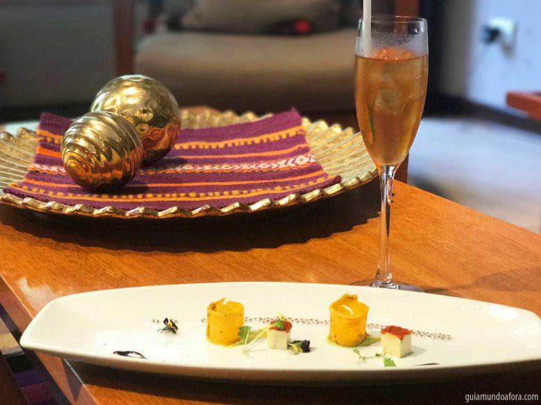 welcome-drink-sumaq-min-780x585 Hotel em Águas Calientes: o luxuoso SUMAQ