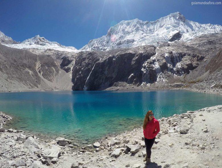 Roupas para Laguna 69 no Peru