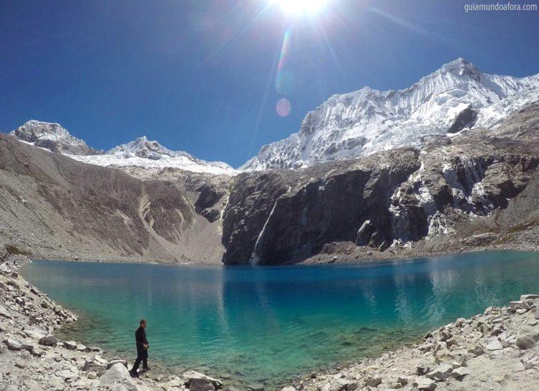 Laguna 69 no Peru