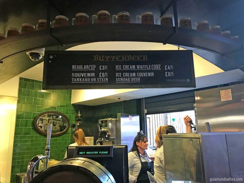 cerveja-amanteigada-min-780x585 Quanto custa e como chegar nos Estúdios do Harry Potter em Londres?