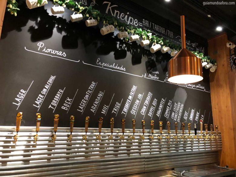 kunstmann-min-780x585 Top 3 bares em Santiago com hambuguer e cerveja!