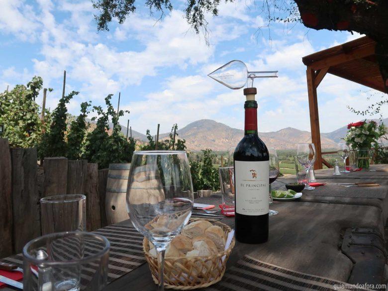 vinho-el-principal-min-780x585 Tour e almoço romântico na Vinícola El Principal em Santiago