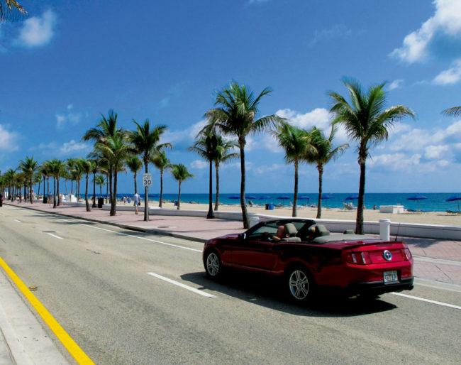 carro-miami-650x514 As melhores agências para alugar carros em Miami