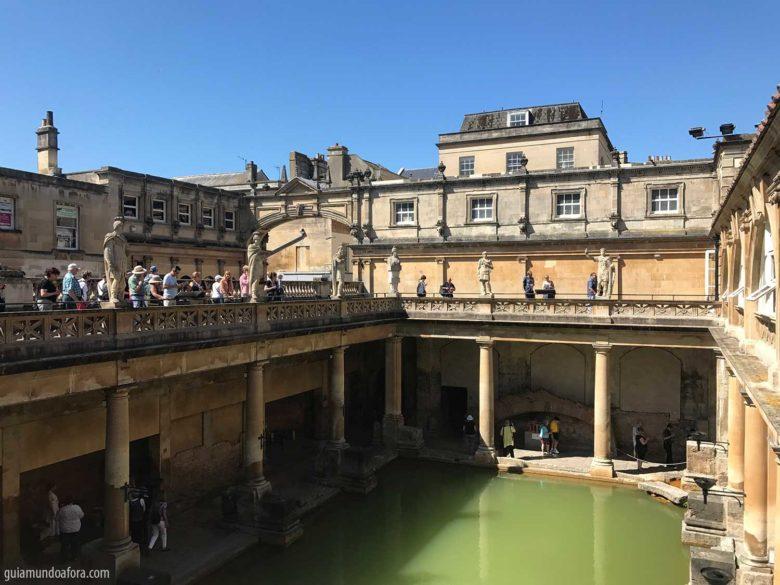 roman-baths-min-780x585 Bate e volta de Londres: Roteiro de 1 dia em Bath