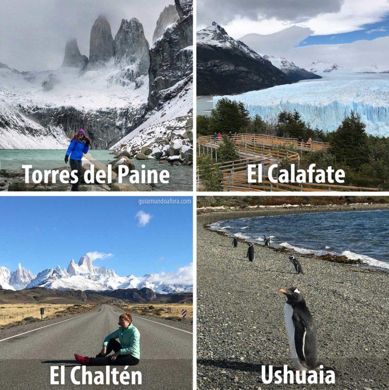 destinos-patagonia-min-780x782 Mapa da Patagônia: principais cidades + roteiro perfeito!