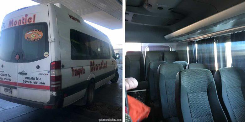 van-ushuaia-min-780x390 Como ir de ônibus para Ushuaia saindo de Punta Arenas