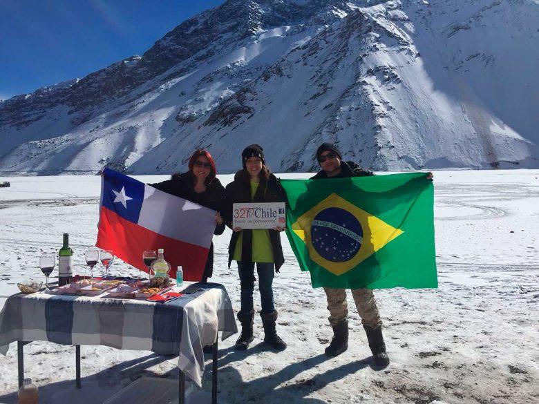cajon-del-maipo-no-inverno-min-780x585 Temperatura em Santiago do Chile - qual melhor época para mim?