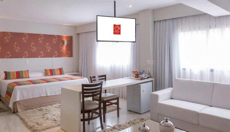 hotel-girassol-palmas-min-780x448 Onde ficar em Palmas - hotéis com bom custo benefício