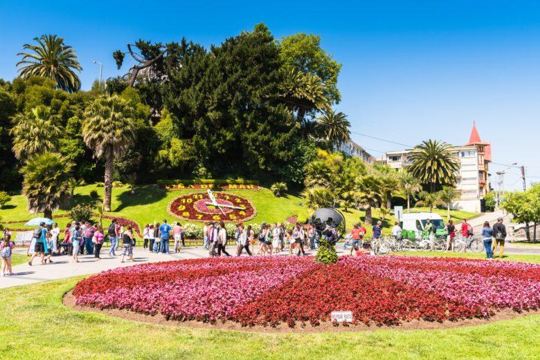 relogio-flores-chile-min-780x521 Valparaiso e Vina del mar no Chile - realmente vale a pena?