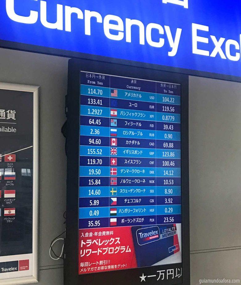 cotacao-aero-min-780x921 Moeda do Japão: qual moeda levar e como funciona o dinheiro?