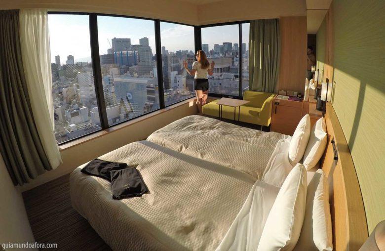 Candeo Hotel em Osaka no Japão