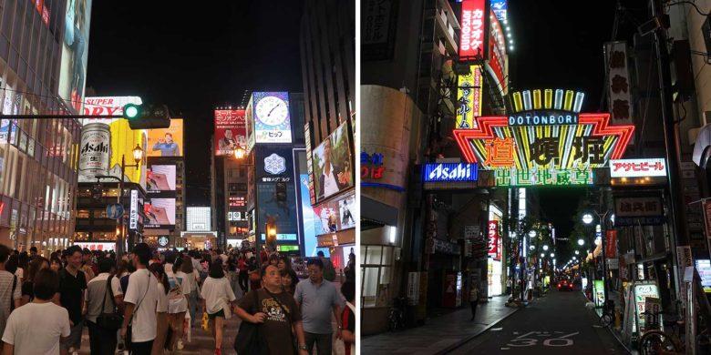 dotonbori-min-780x390 Osaka no Japão - dicas completas do que fazer, onde ficar, como chegar