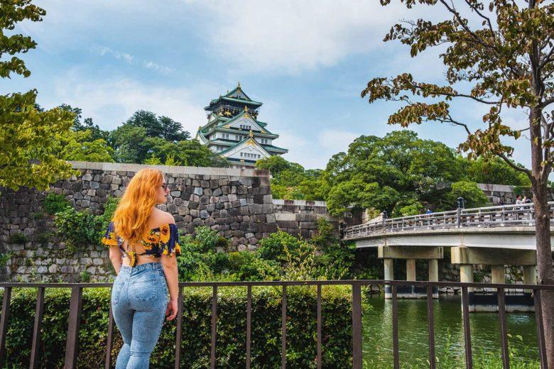 osaka-castelo-min-780x520 Osaka no Japão - dicas completas do que fazer, onde ficar, como chegar