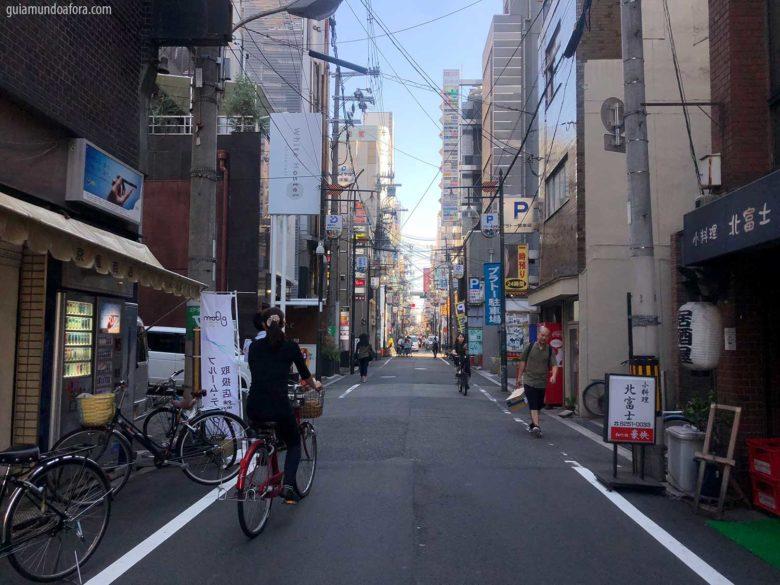 ruas-osaka-japao-min-780x585 Osaka no Japão - dicas completas do que fazer, onde ficar, como chegar