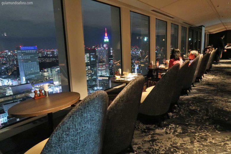 restaurantes em tokyo Aurora