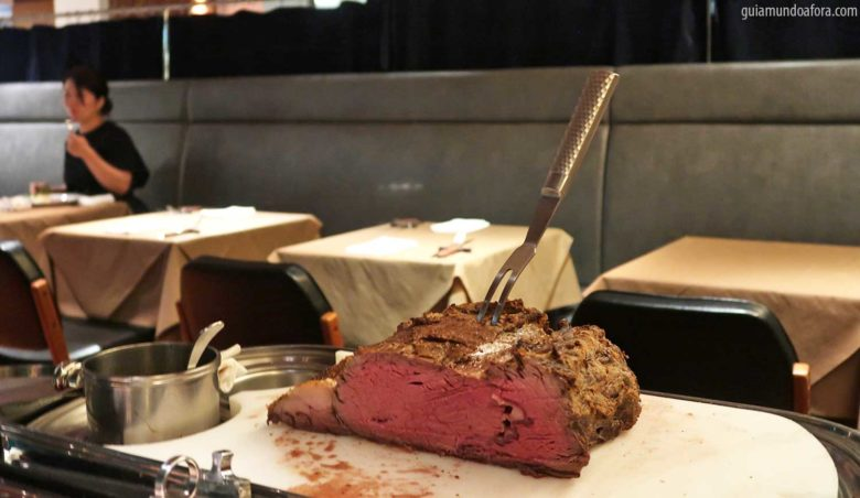 restaurantes em tokyo 37 roast beef