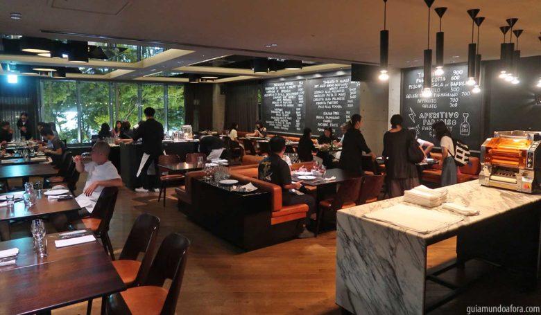 restaurantes em tokyo fratelli paradiso
