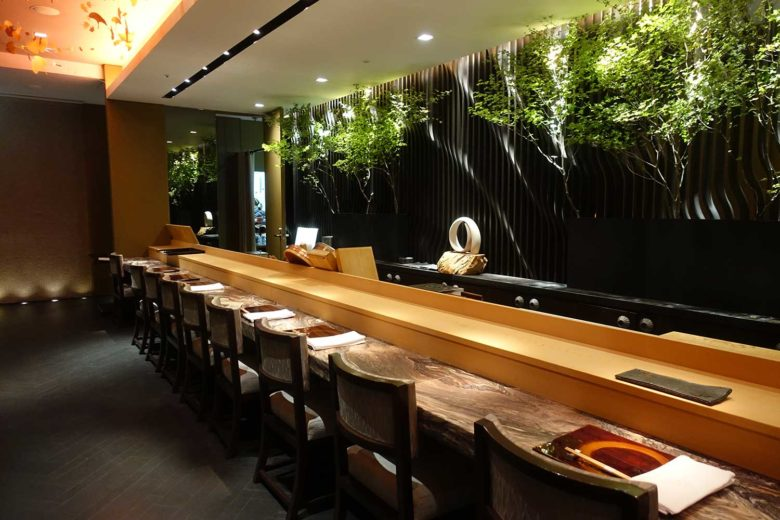 restaurantes em Tokyo Nadaman