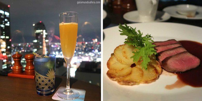 comida aurora tokyo